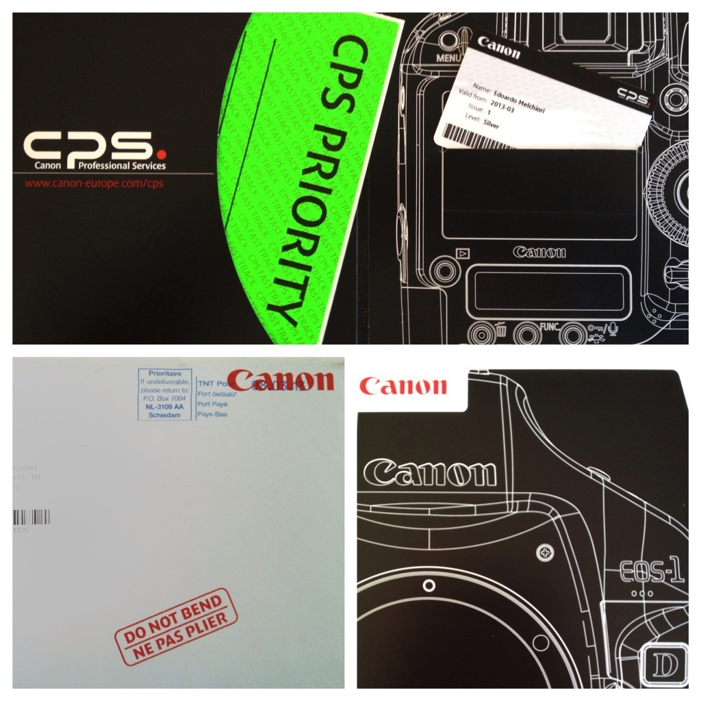 CPS - Canon Professional Service