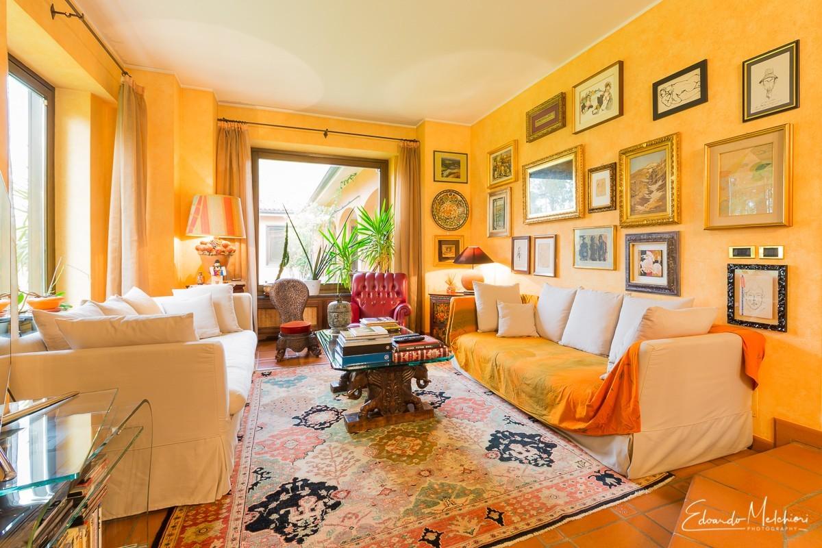 Fotografia di interni di un immobile stile classico